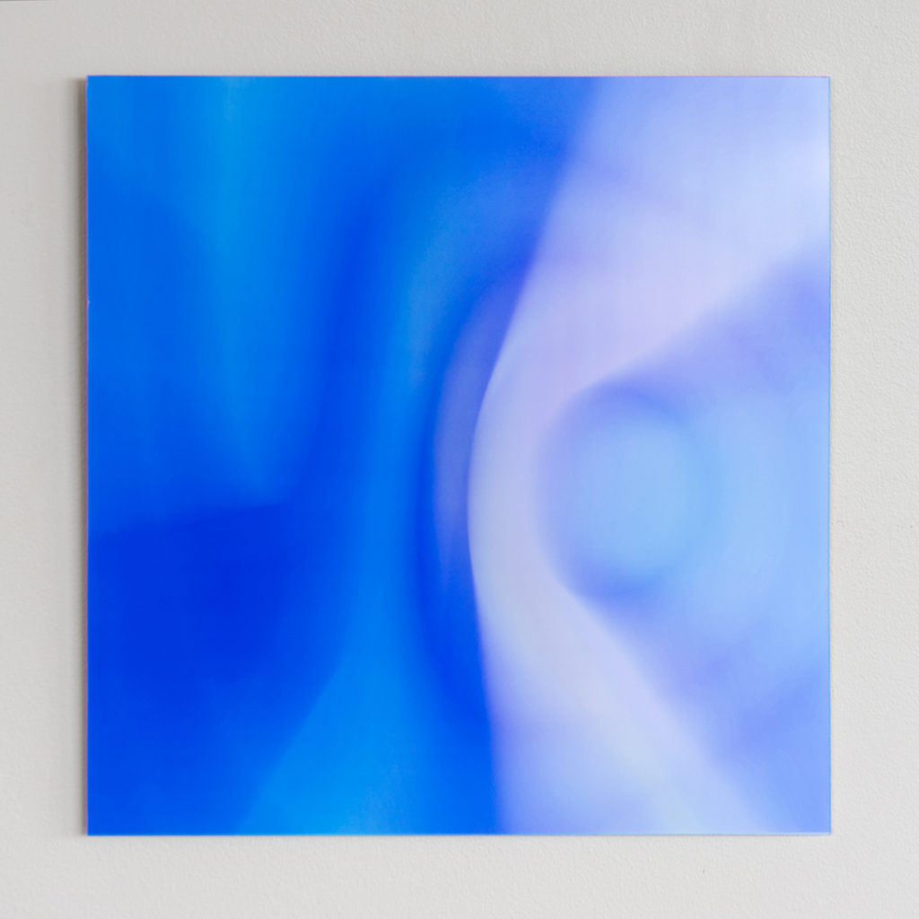 Vespers To Skylight, 2020, Lenticular, edition of 5, 20 x 20 inches