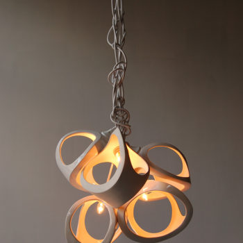 Matt Gagnon | Ceramic Light (Ball 5 Cluster)