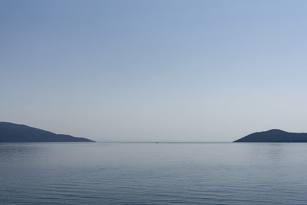 Evening Sail, 2021, Archival pigment print, Available in various sizes